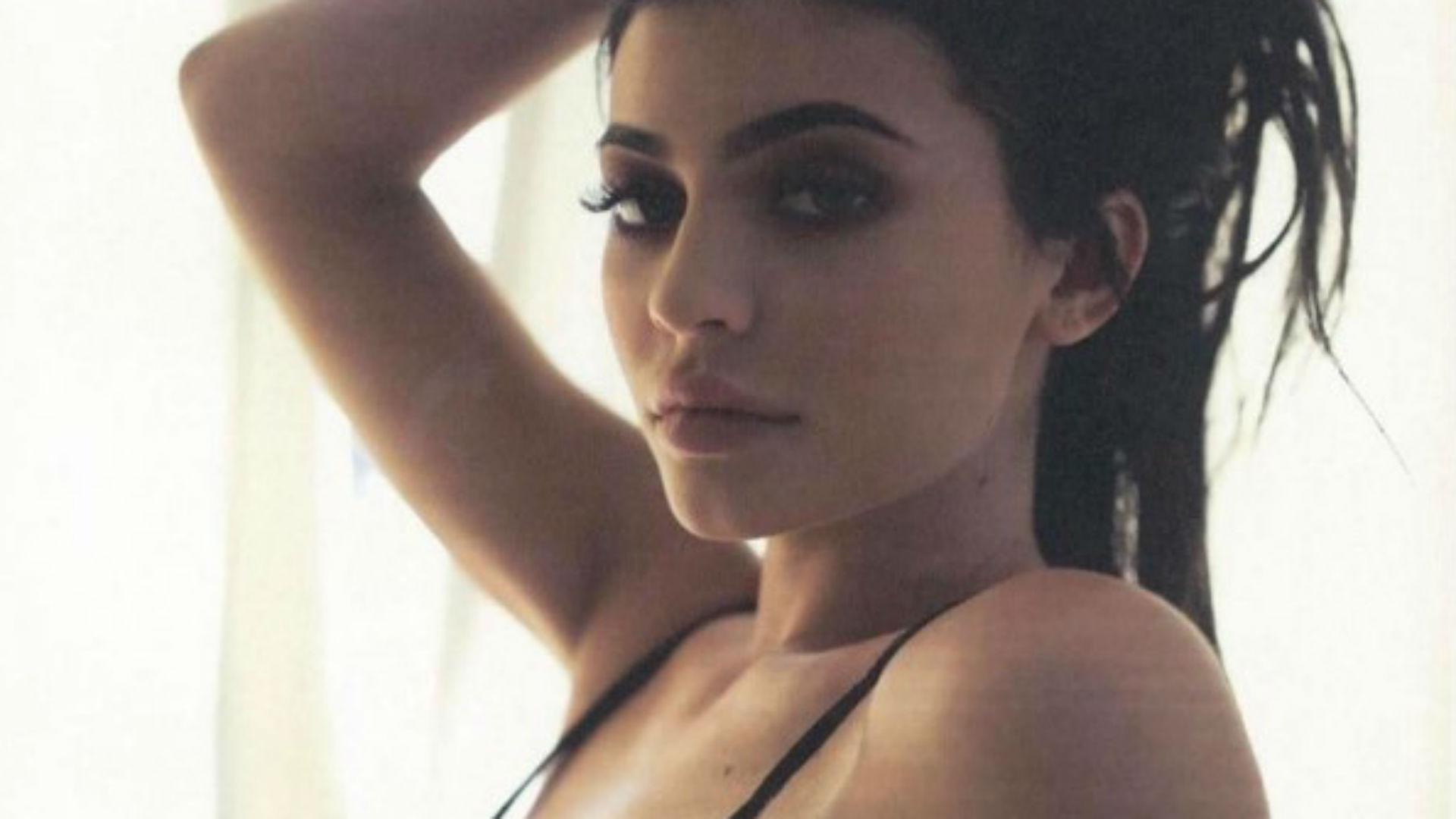 Kylie Jenner Apareció Mostrando Sus Pechos En Instagram Foto