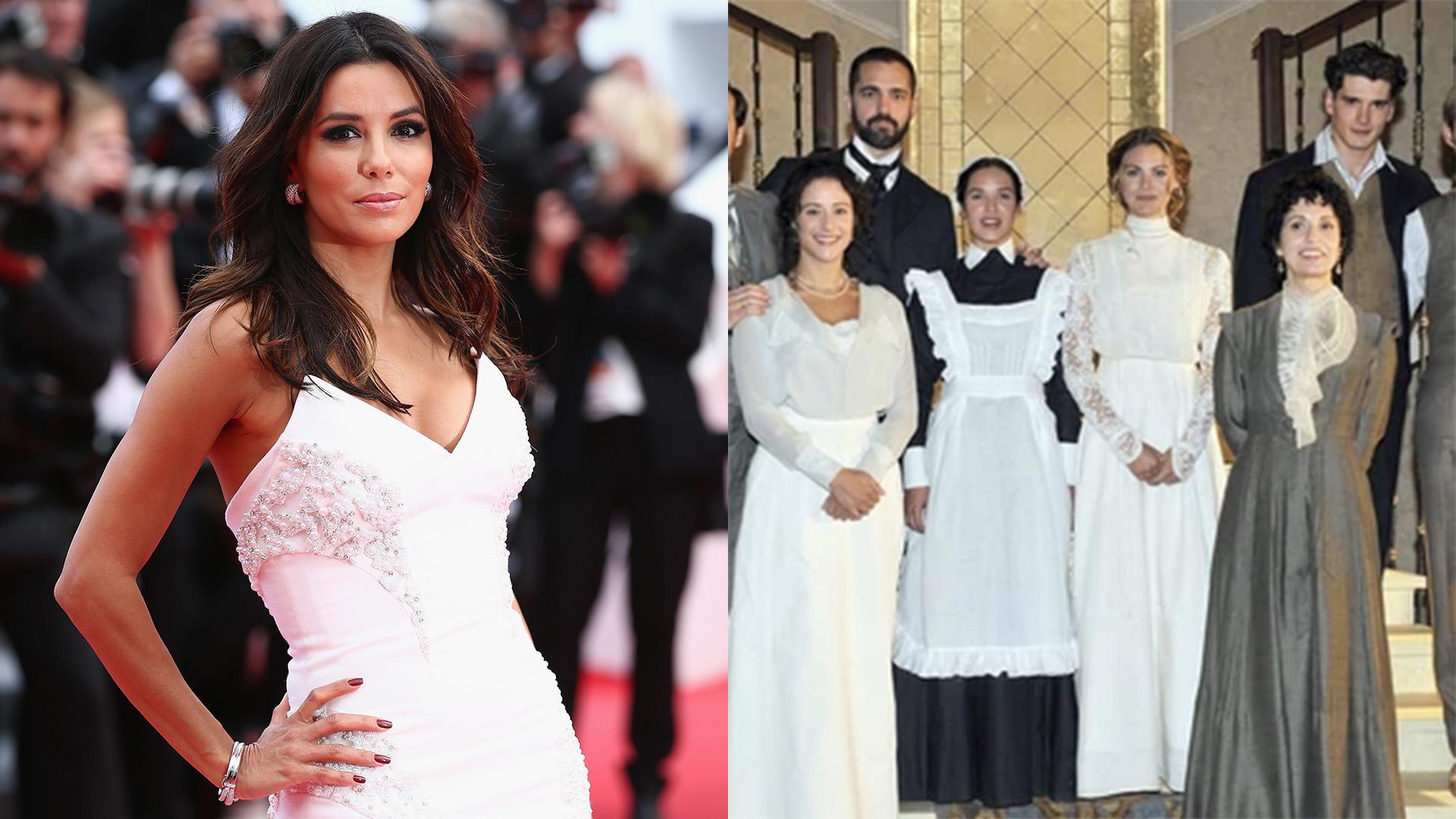 Eva Longoria Set To Produce American Version Of Spanish Series Grand Hotel