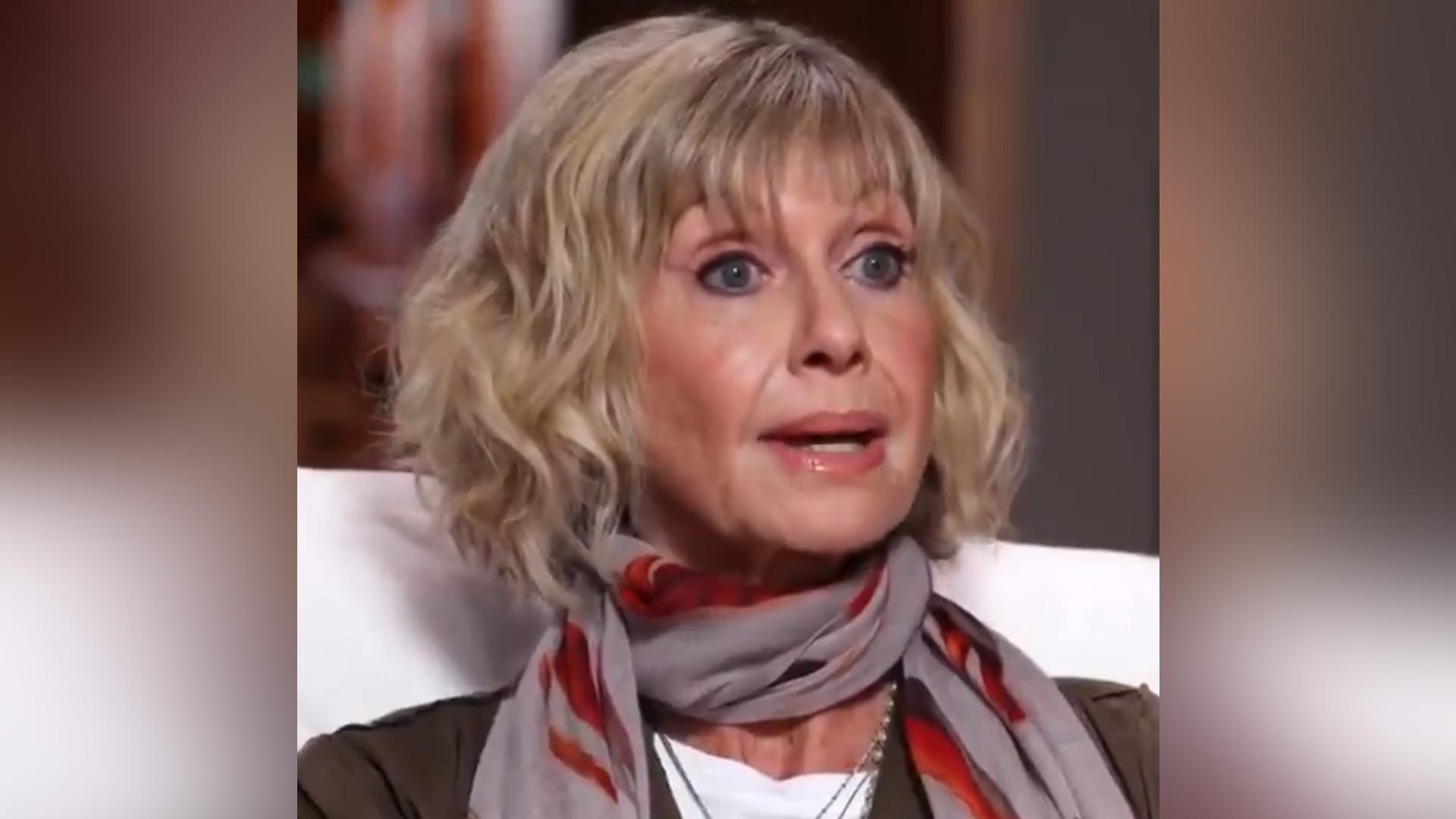 Olivia Newton John Se Sinceró Sobre Los Rumores De Su Muerte