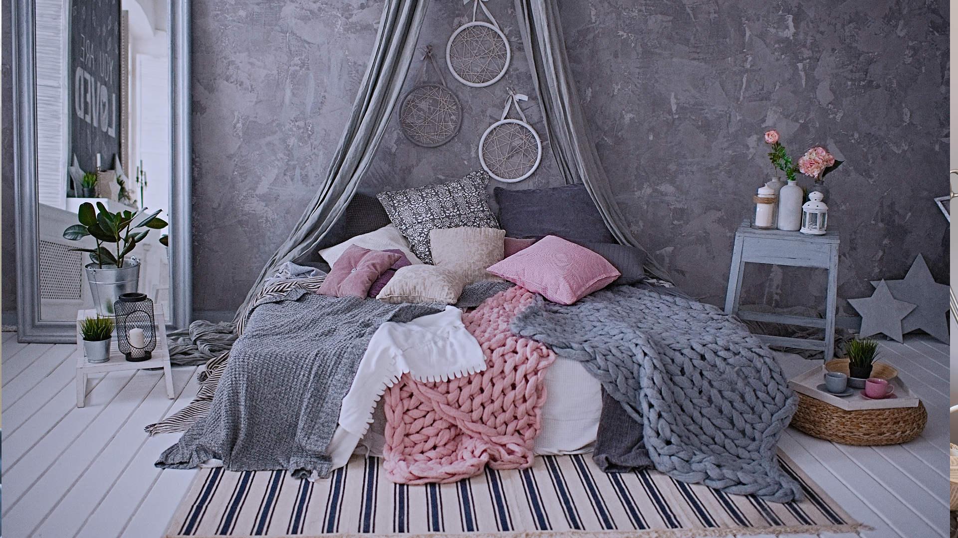 Atrévete a pintar tu cuarto con los colores de tendencia ...