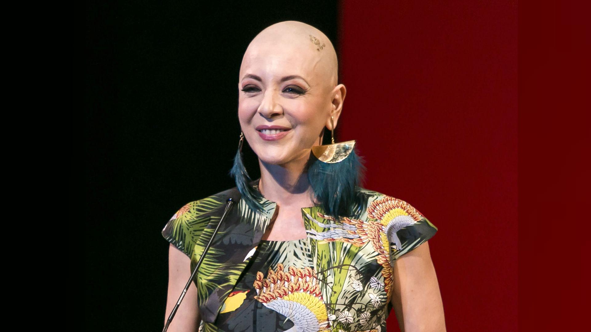Cómo el cáncer de ovario de Edith González pudo agravarse