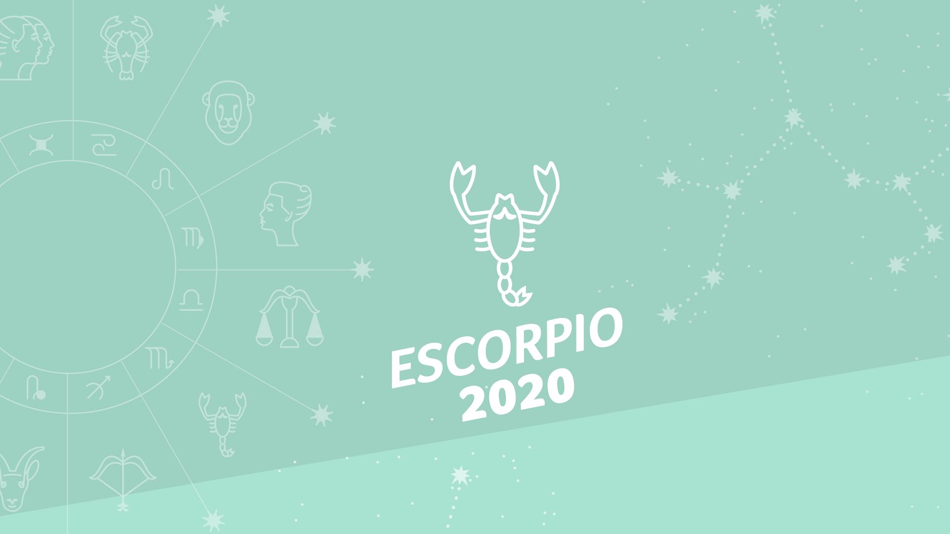 Horóscopo De Escorpio 2020 Logros Laborales Sin Amor