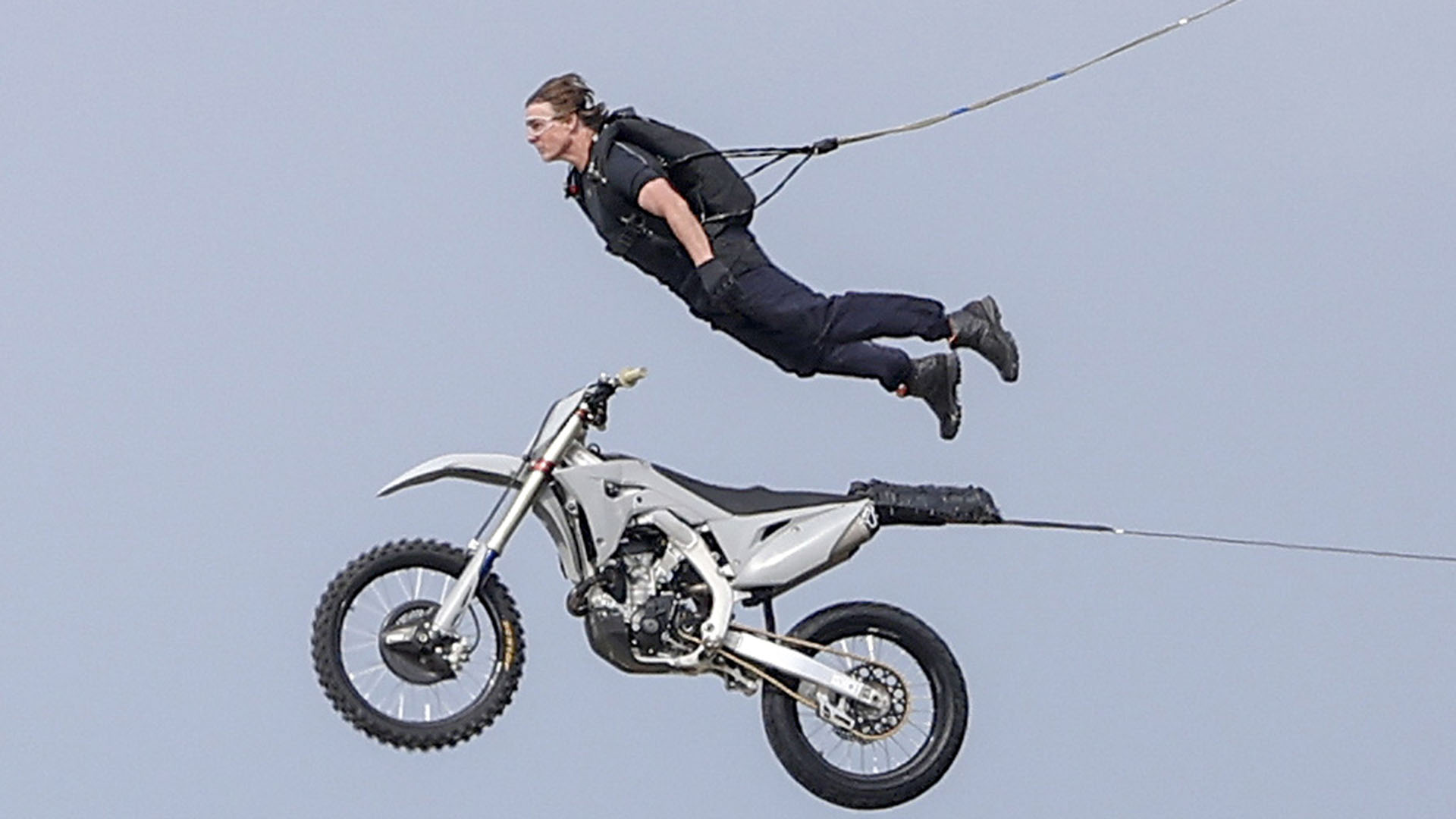 """Tom Cruise realizó un increíble truco para """"Mission: Impossible 7"""""""