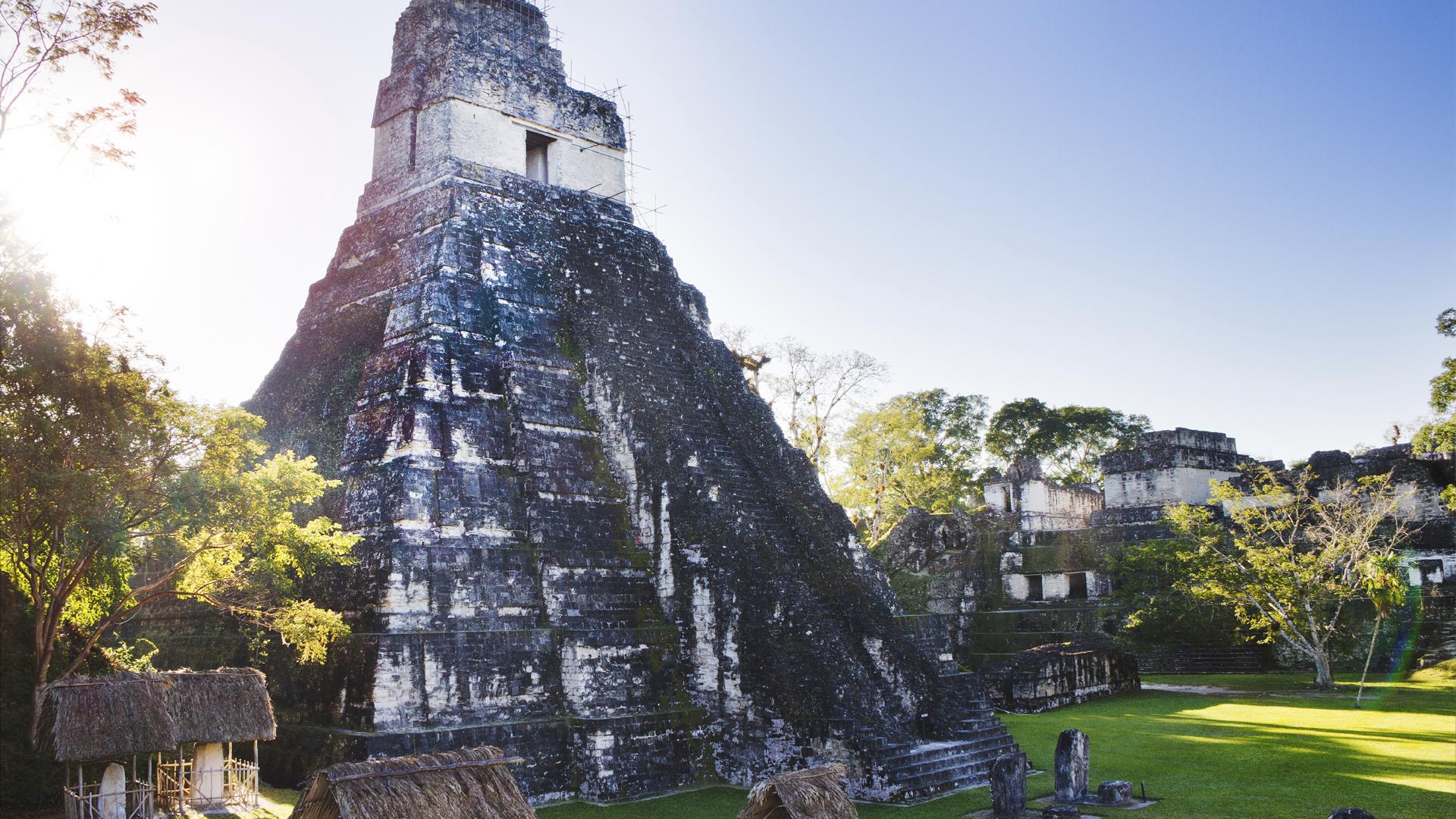 Tikal Guatemala hd de Tikal en Guatemala |