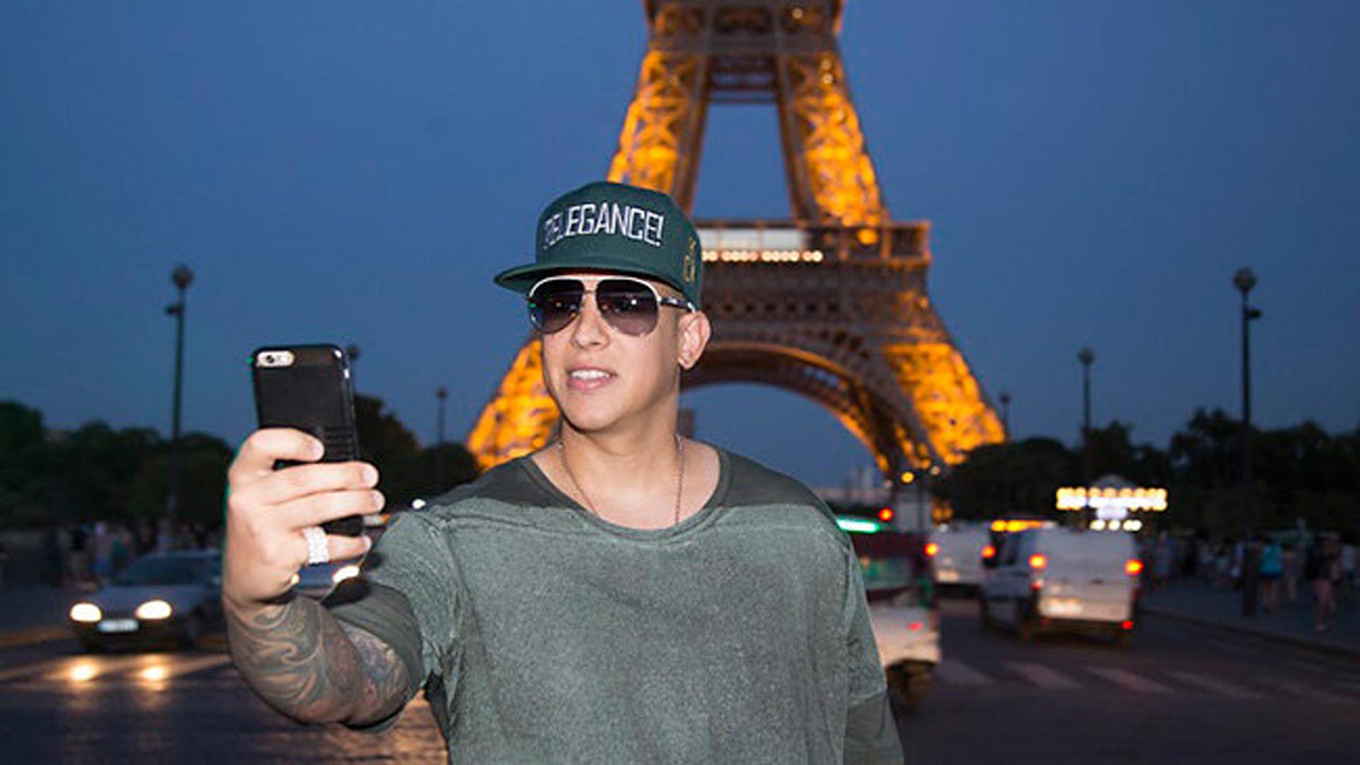 Imágenes de la gira King Daddy 2015 de Daddy Yankee en Europa