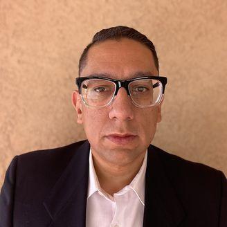 Russell Contreras, Axios