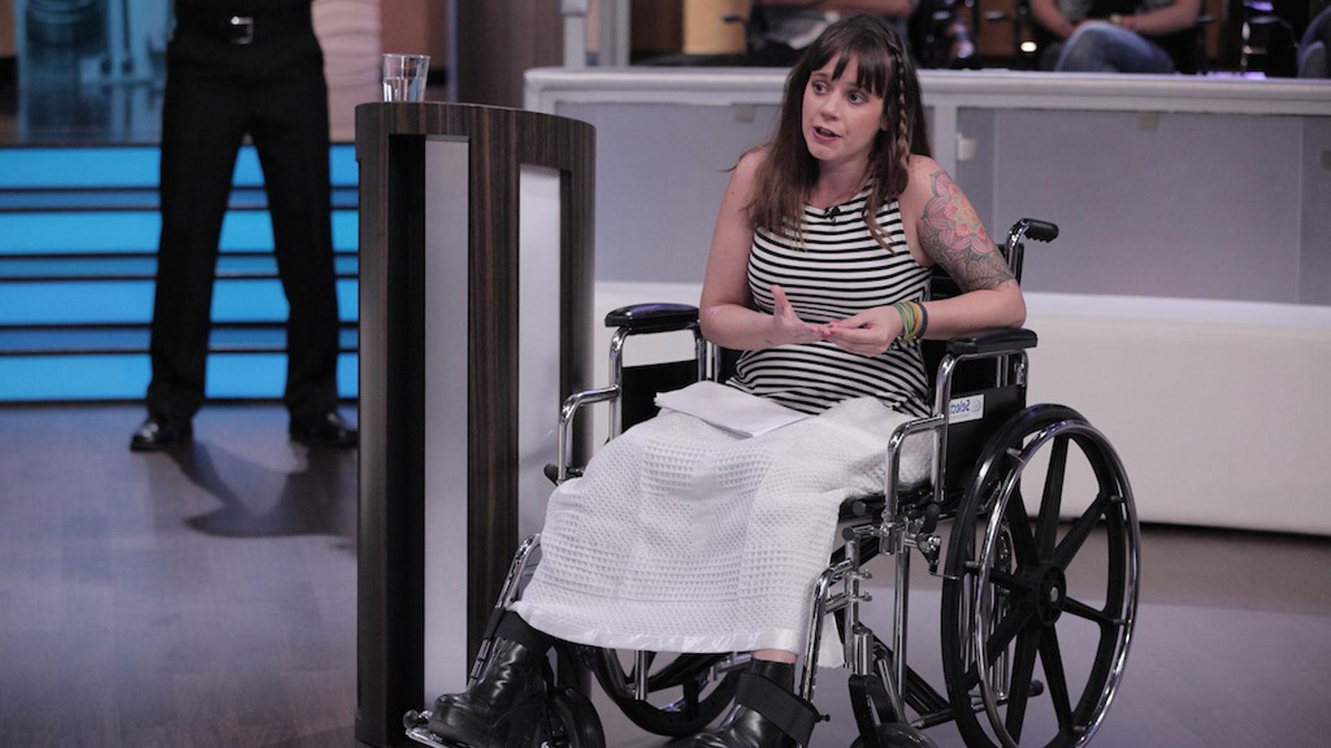 Orgia Para Discapacitados