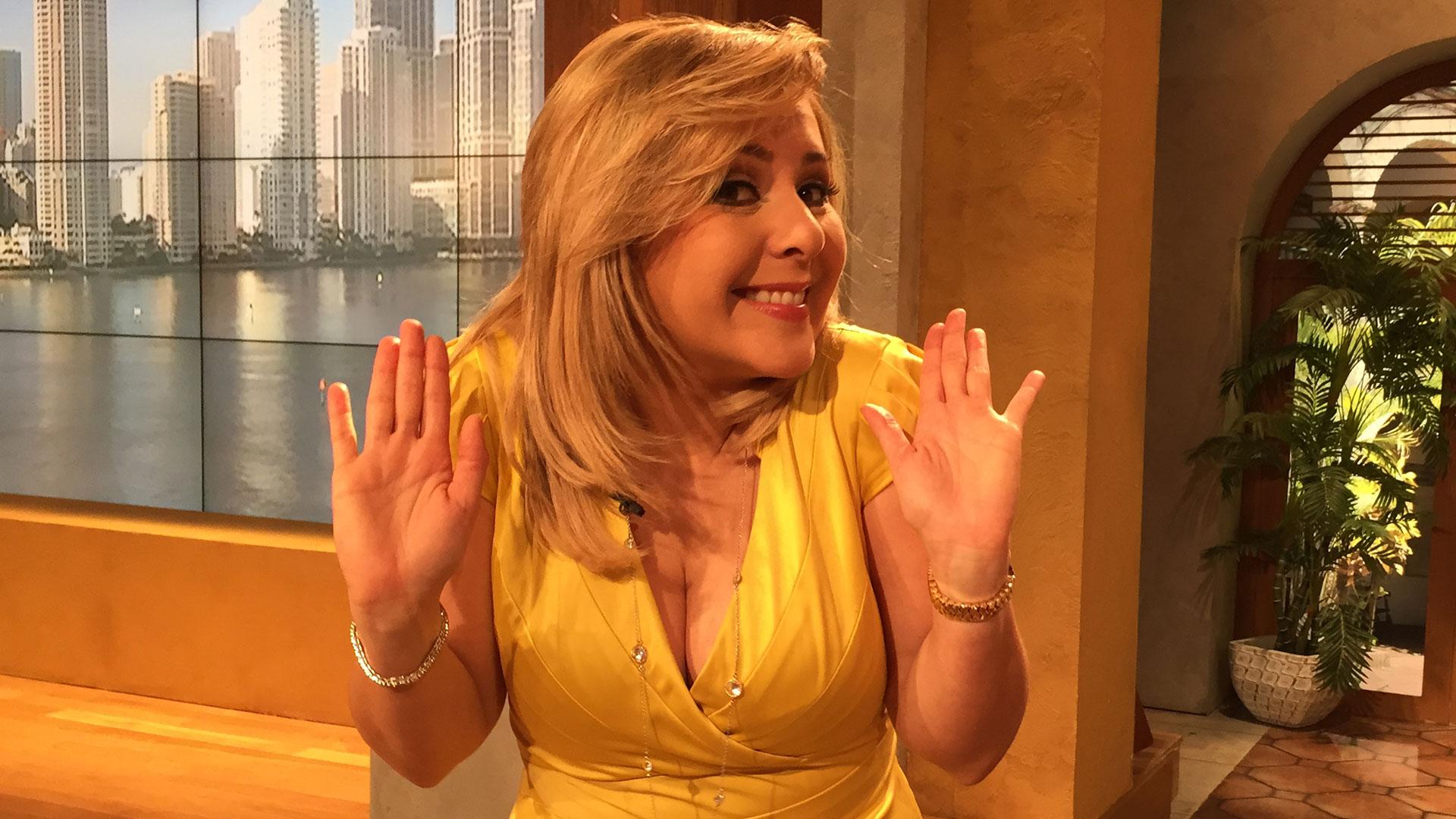 Ana María Canseco se confiesa en Un Día Glam con Ceriani