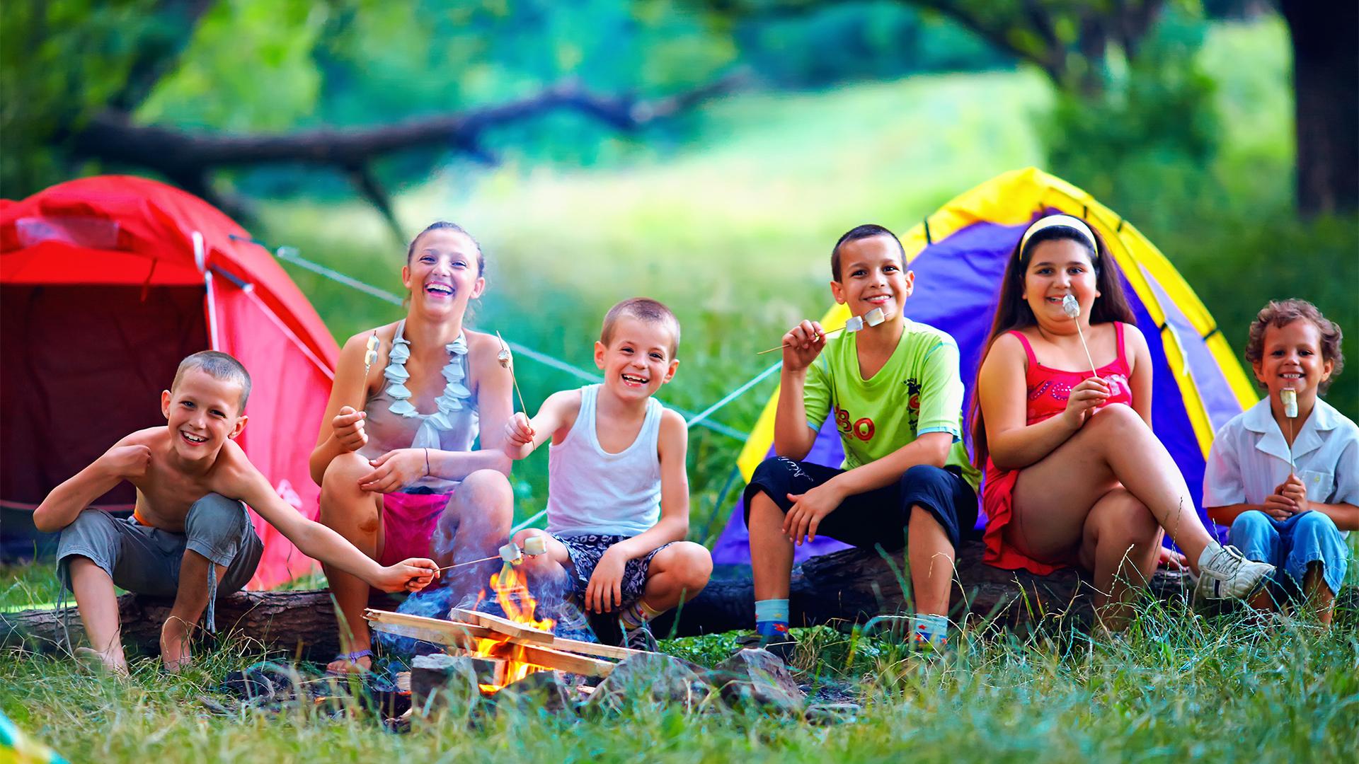 Campamentos de verano ni os de nueva york respiran aire for Summer camps in northern california