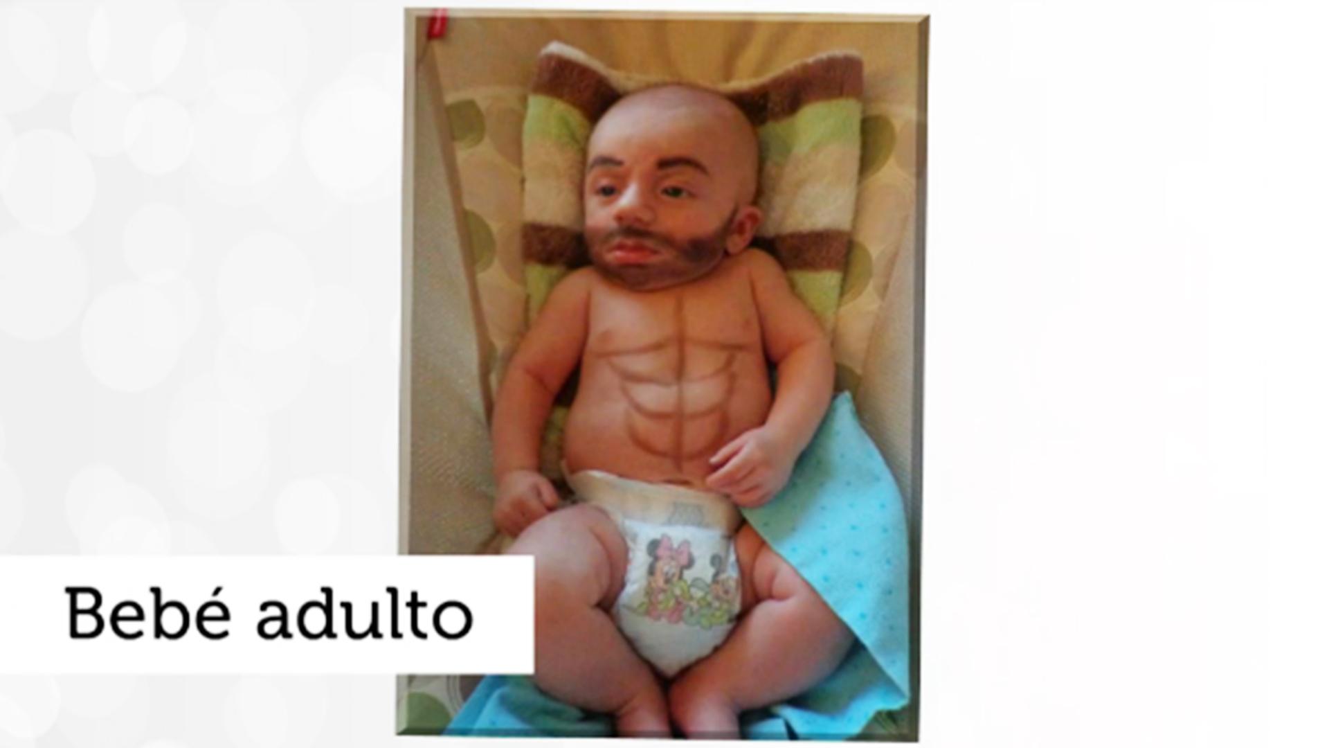 Los disfraces de beb para halloween donald trump ser for Fotos originales de bebes para hacer en casa