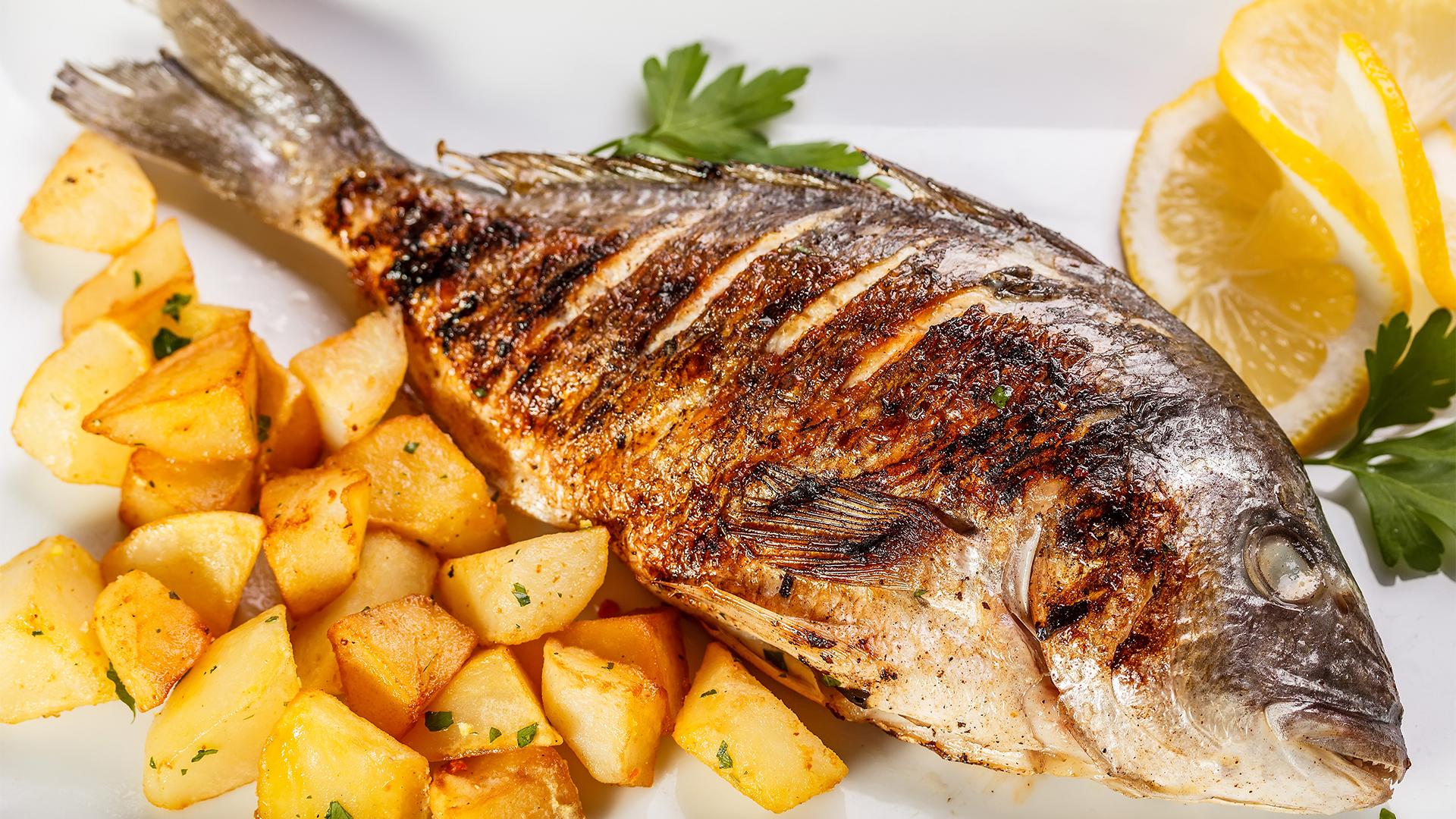 Image gallery pescado for Como cocinar pescado al horno