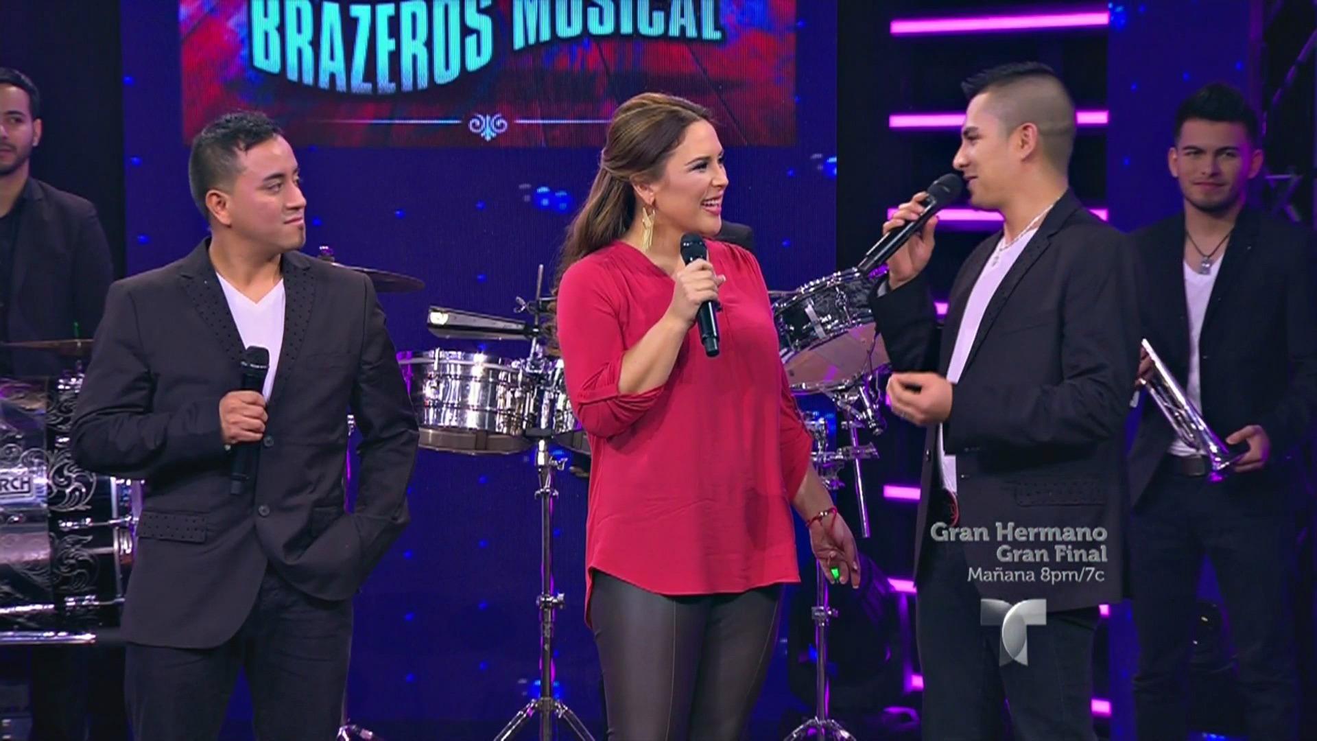 Brazeros Musical Presenta Su Nuevo Proyecto Musical En Qué Noche