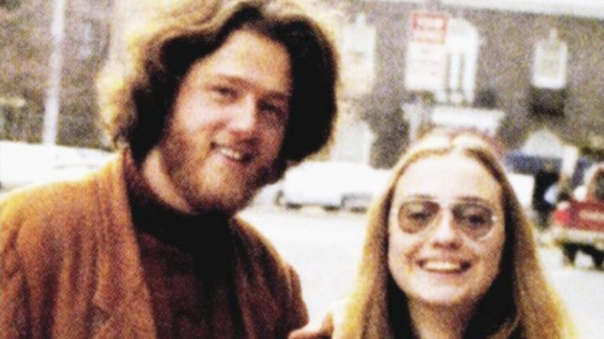 Hillary Y Bill Clinton: Recuerdos De Juventud