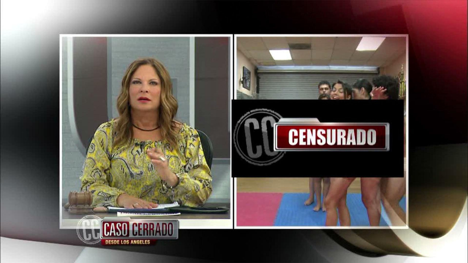 Yoga Al Desnudo Caso Cerrado Video Telemundo