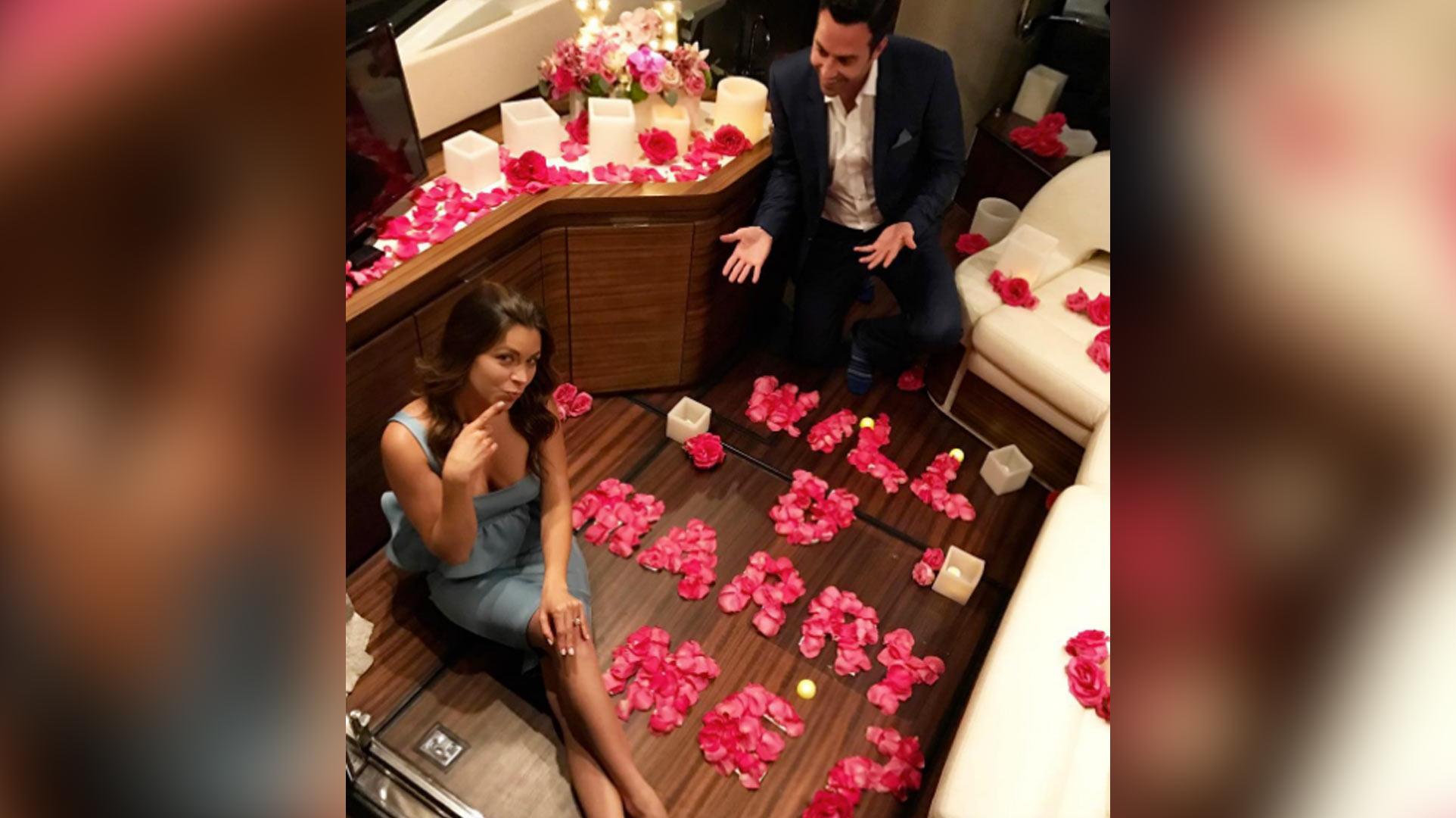Matrimonio Ximena Duque : Ximena duque recibió espectacular pedida de matrimonio