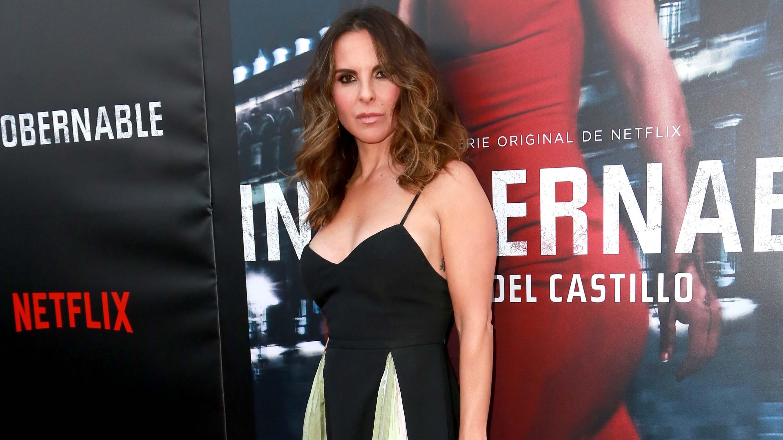 Kate del Castillo presentó la serie Ingobernable en Miami ...