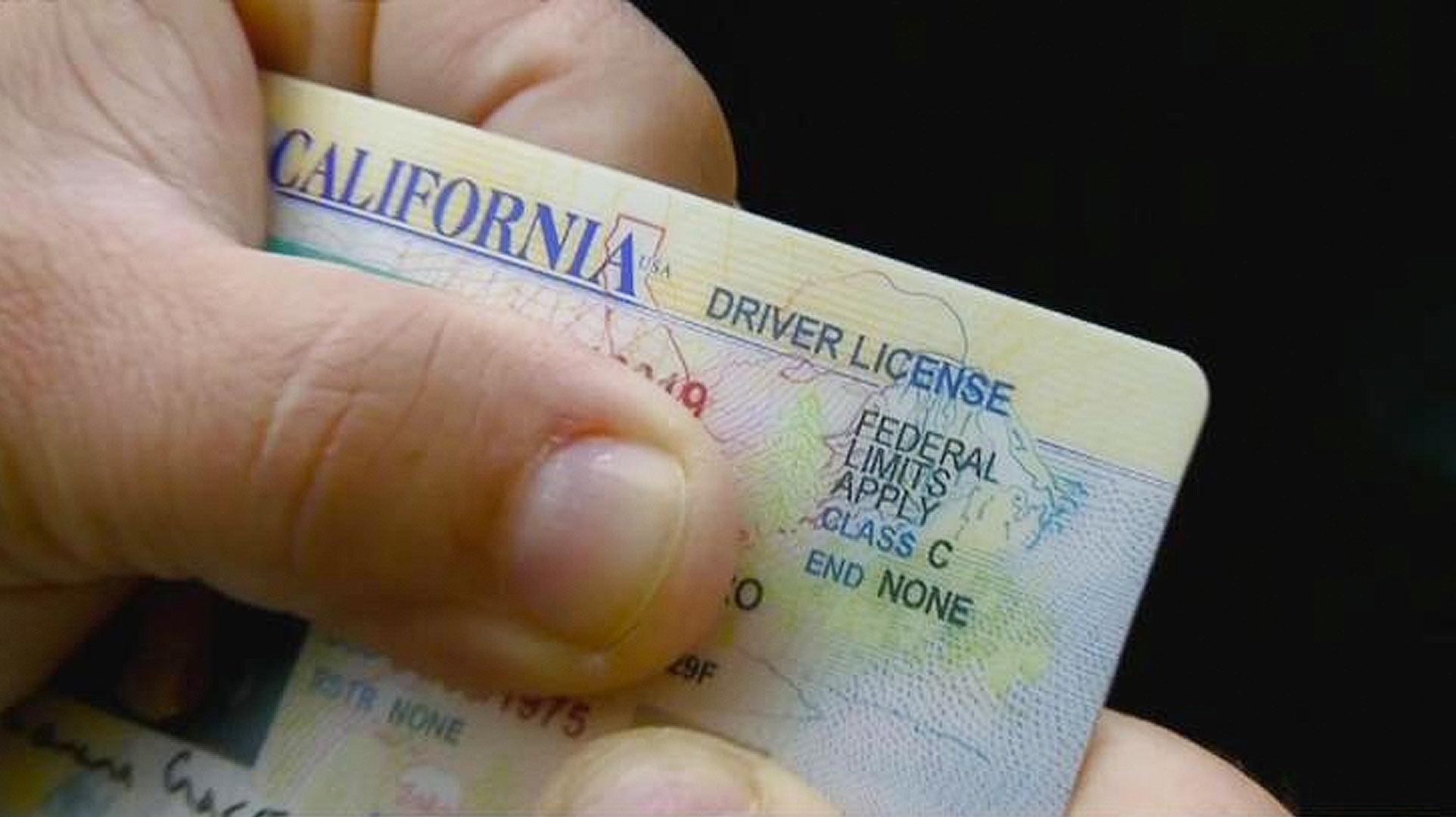 cita para examen de manejo en california