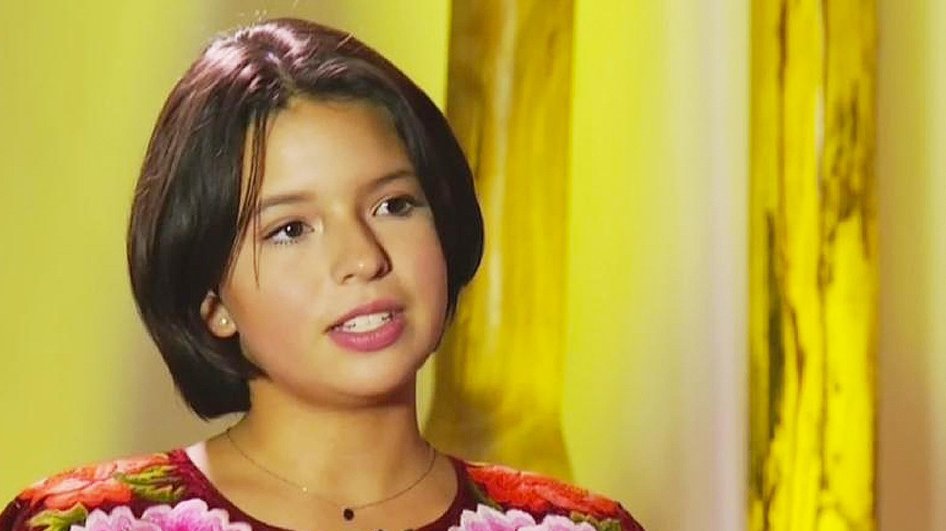 Con Solo 13 Años ángela Aguilar Hija De Pepe Aguilar Ya Conquista