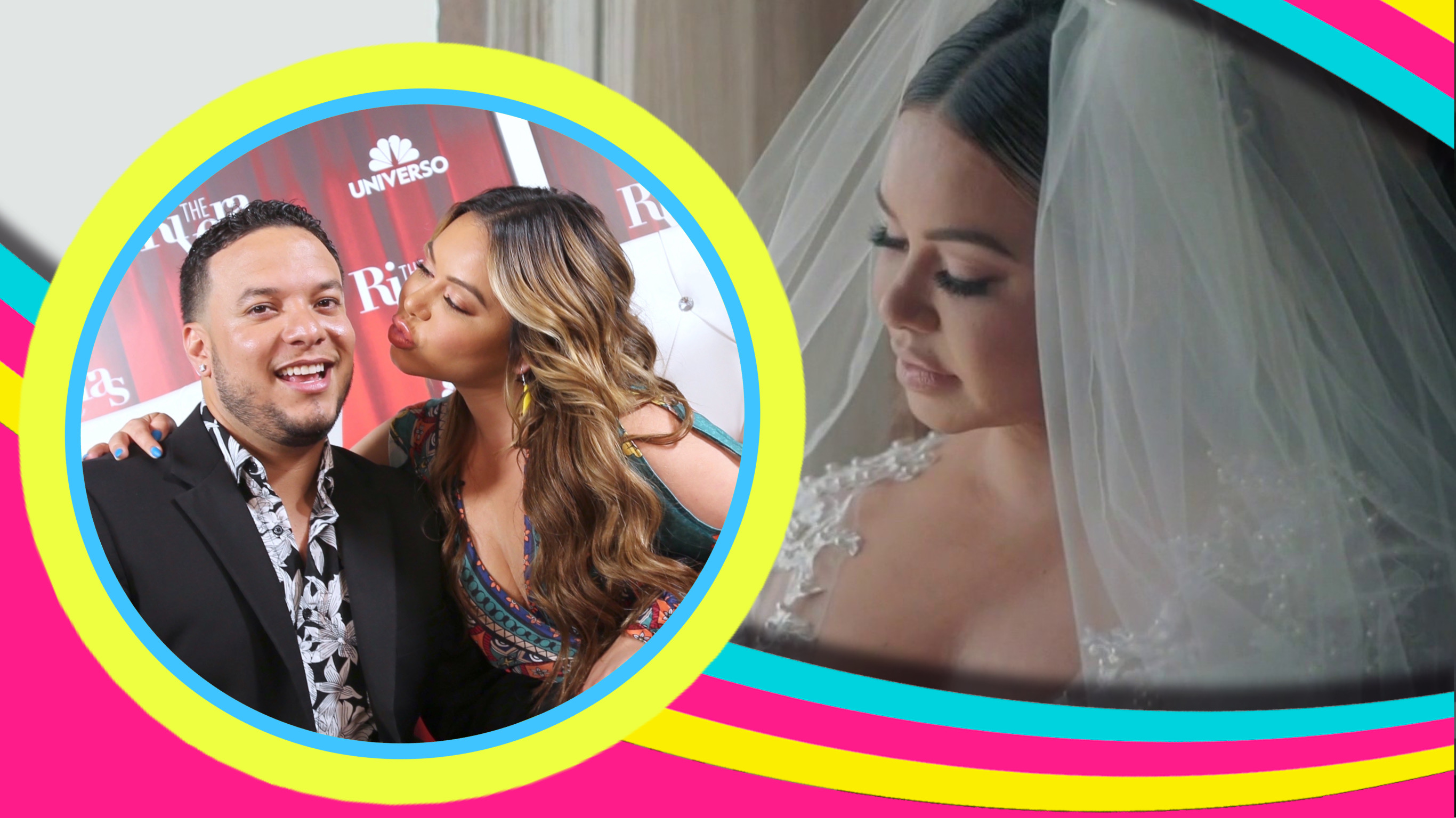 "Chiquis Rivera: las imágenes exclusivas de su boda en ""The Riveras"" (VIDEO) - Telemundo"