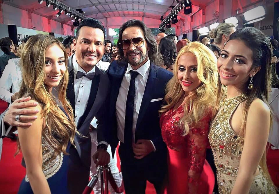Marco Antonio Solís pide que traten bien a su hija   Telemundo