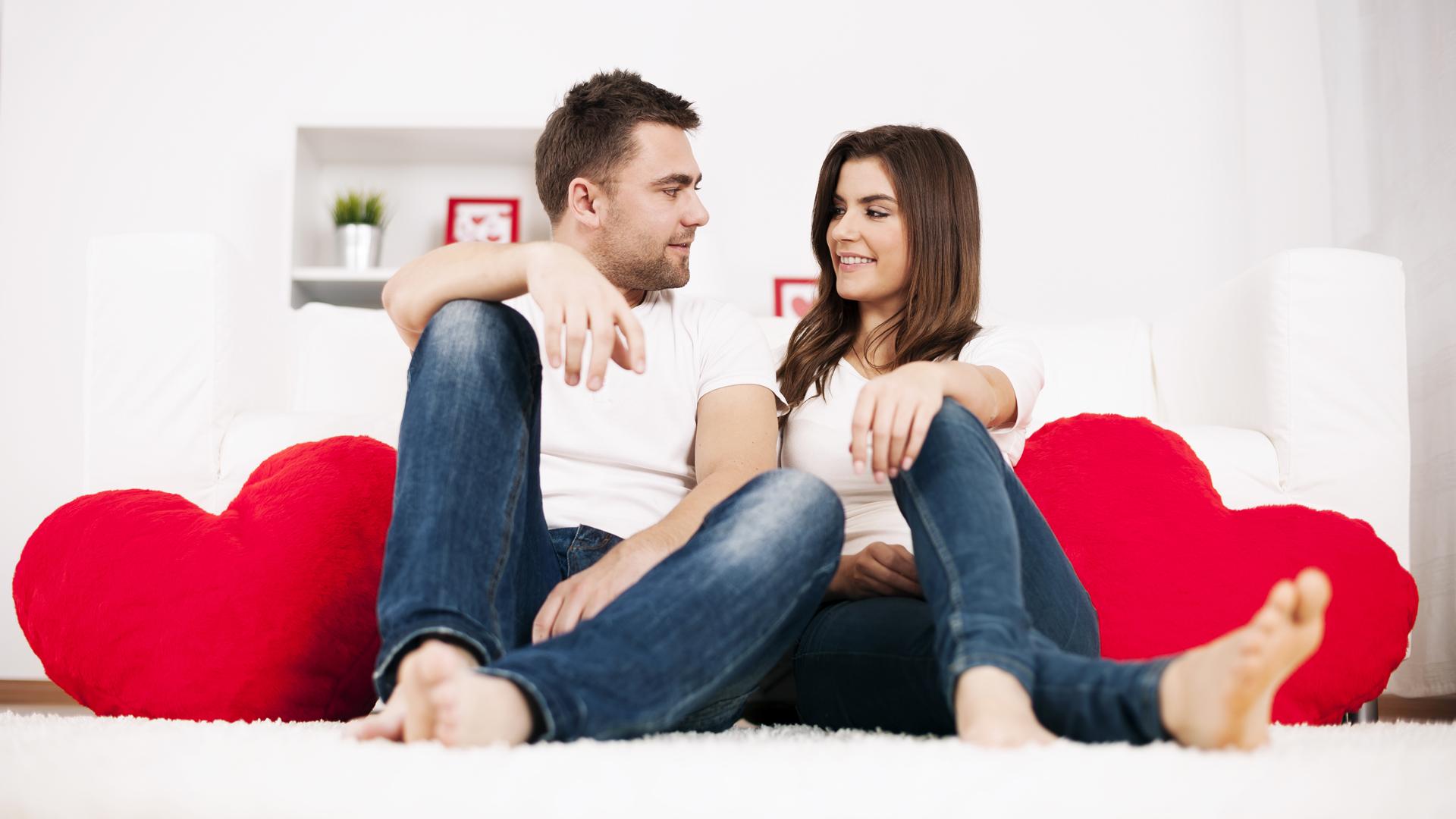 Sexo caliente con tu marido