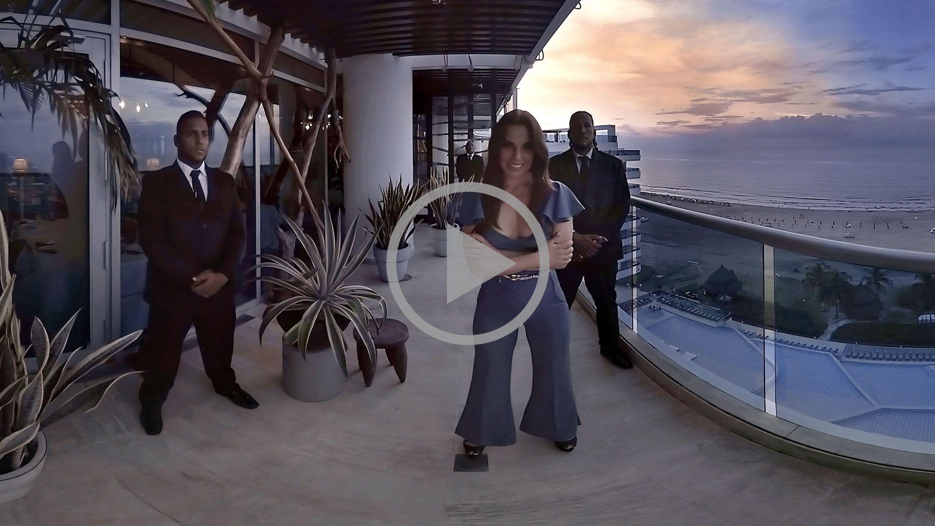 Reto 360 de Teresa Mendoza en 'La Reina del Sur'