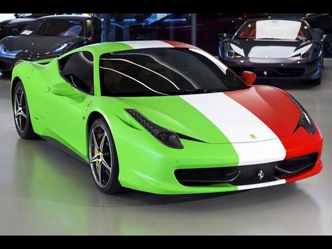 Un Ferrari Mas Italiano Telemundo