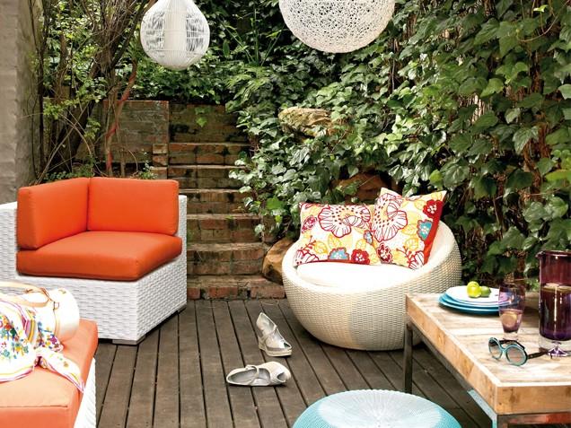 Prepara tu patio para una fiesta, ideas para decorar tu exterior ...