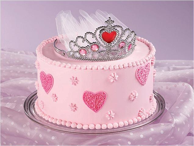 Simple Princess Cake Design : Deliciosas tortas de cumpleanos para ninas (FOTOS) Telemundo