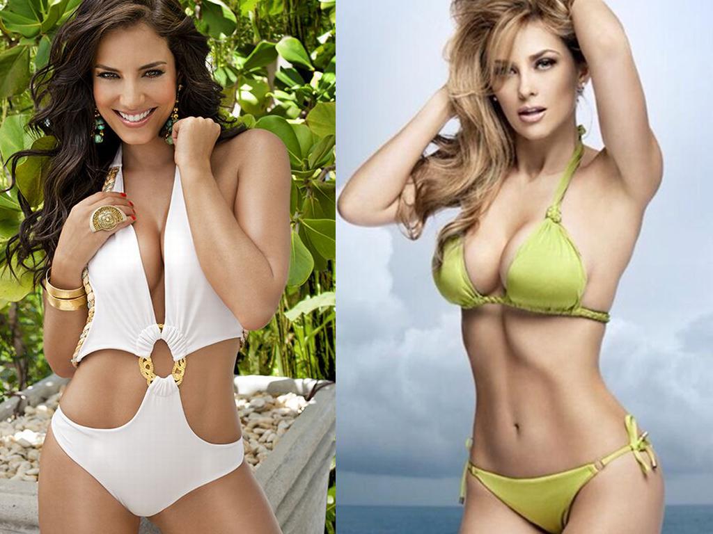 Actrices Colombianas Tetonas fotos: sexy bombonazos las actrices más sensuales de