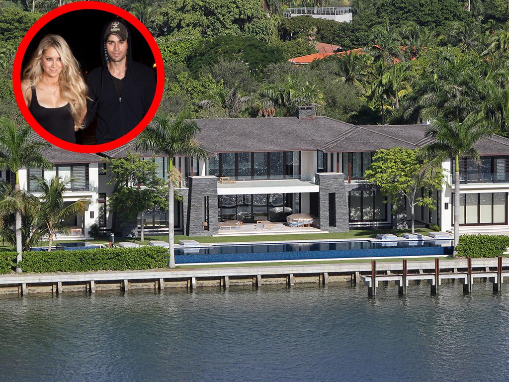 Conoce las mansiones de las celebridades enrique iglesias for La mansion casa hotel telefono