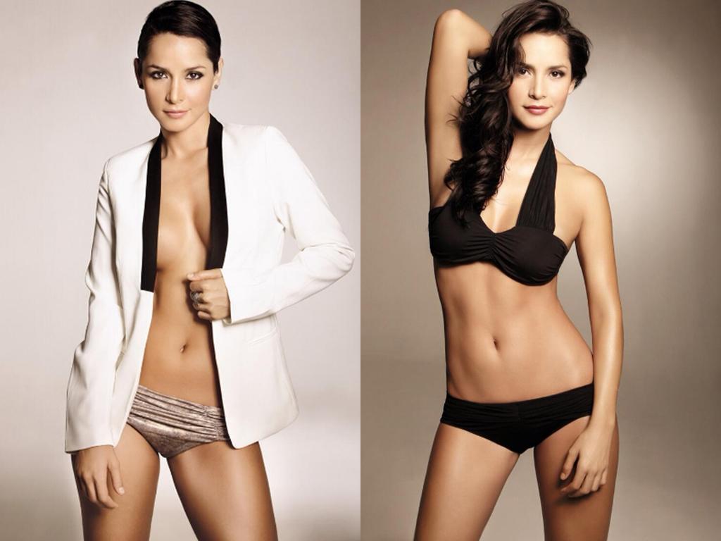 Carmen villalobos en bikini