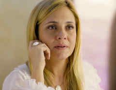 Adriana Esteves es Carmina en Avenida Brasil