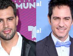 Actores de Escorpio, Mauricio Ochmann, Christian de la Campa