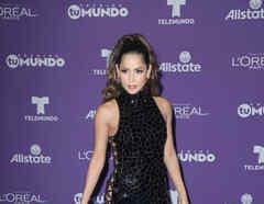 "Carmen Villalobos Telemundo's 2017 ""Premios Tu Mundo"" - Arrivals"