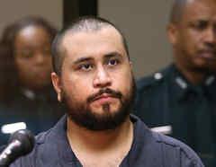 George Zimmerman en juicio