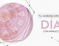 Horóscopo del Día con Vannucci 2