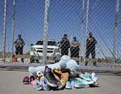 niños frontera