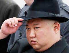 Líder de Corea del Norte, Kim Jong-un en Rusia hoy