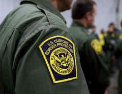 Imagen de archivo de un agente de la Oficina de Aduanas y Protección Fronteriza (CBP, en inglés).
