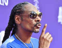 """Snoop Dogg en la Premiere de """"The Addams Family"""""""