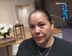 Edith Espinal en entrevista con Noticias Telemundo