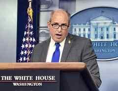 El comisionado interino de la Oficina de Aduanas y Control de Fronteras (CBP), Mark Morgan, dijo que el número de arrestos en la frontera sur bajó un 14% en octubre, comparado con septiembre, pero se quejó de la inacción del Congreso para lograr más