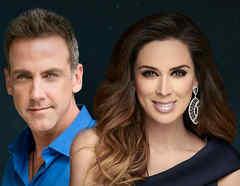 Jacqueline Bracamontes y Carlos Ponce presentadores de Miss Universo 2019