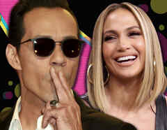 Marc Anthony y Jlo juntos