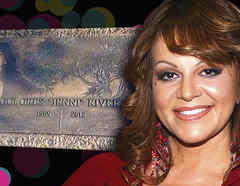Jenni Rivera tumba