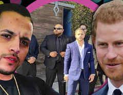 Jesús Mendoza comparado con el príncipe Harry
