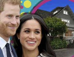Meghan Markle y el príncipe Harry nueva casa