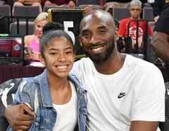 Kobe Bryant and his daughter Gianna