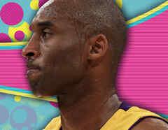 Kobe Bryant Pertenencias